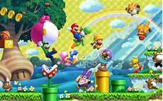 Malvorlagen Mario Und Yoshi Crafted World Nintendo Switch Mario Bros U Deluxe And Yoshi S