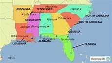 Stepmap Usa Der S 252 Dosten Landkarte F 252 R Usa