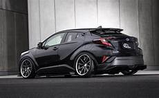 Toyota Chr Tuning - toyota c hr shows tuning side with kuhl racing bodykit