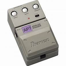 Ibanez Tone Lok Ap7 Analog Phaser Guitar Effects Pedal