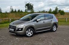 Peugeot 3008 Hybrid4 Diesel Hybrid Drive