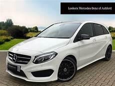 Mercedes B Class B 200 D Amg Line Premium Plus White