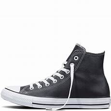 chuck all leather converse gb