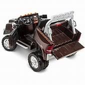 Ram 3500 Dually Longhorn Edition 12 Volt Battery Powered