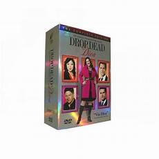 seasons of drop dead drop dead seasons 1 6 dvd box set