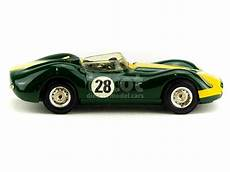 lister jaguar 1 43 jaguar lister 1958 western model cars 1 43 autos