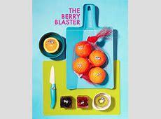 berry blaster smoothie_image