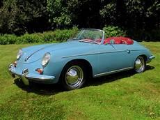 1960s Porsche 911 matching numbers 1960 porsche 356b 1600 roadster bring a