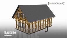 Geräteschuppen Pultdach Selber Bauen - si modular einf 252 hrung