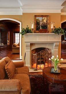 great room fireplace traditional living room chicago by martin bros contracting inc