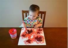 basteln mit kindern unter 3 jahren кreative ideen zu