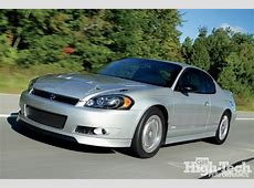 2007 Chevrolet Monte Carlo SS   GM High Tech Performance
