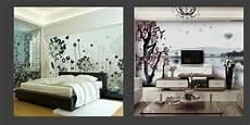 Raumgestaltung Tapeten Ideen - home interior design wallpapers gallery
