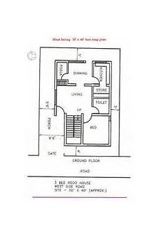 west face house plans per vastu house plan as per vastu for 40x40 small house plan
