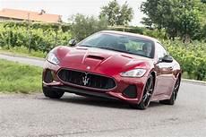 Maserati Granturismo 2018 Facelift Review Auto Express