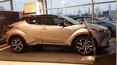 c hr hybride 2017 toyota c hr hybrid crossover interior exterior