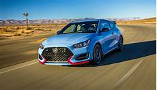 2019 Hyundai Veloster N Debuts With 275 Horsepower The