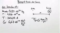 gravitationsgesetz einfach erkl 228 rt inkl 220 bungen
