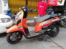 Scoopy Modif Stiker by Kumpulan Modifikasi Honda Scoopy Ala Ple Sticker Phuket