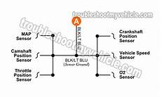 97 Dodge Neon Wiring Diagram by 1993 1995 Iat And Ect Sensor Wiring Diagram Jeep 4 0l