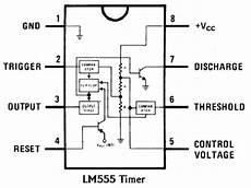 logic circuits 555 timer