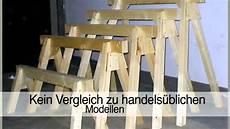 holzbock selber bauen holzb 246 cke p 252 chersreuth holzbockel kowalek