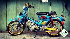 Supra Modif C70 by Inspiration Trends Modified The Honda Cub C70 Cub Series