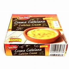 crema catalana lidl crema catalana krem kataloński sol mar kalorie wartości odżywcze ile kalorii kcal