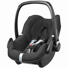 Maxi Cosi Pebble 0 Baby Car Seat Black At