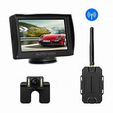 auto vox m1w best aftermarket wireless backup cameras for trucks best