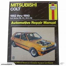 manual repair autos 1990 mitsubishi chariot seat position control mitsubishi colt rb rc rd re 1982 1990 haynes service repair manual sagin workshop car manuals