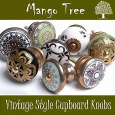 Kitchen Handles And Knobs Uk by Vintage Style Antique Finished Ceramic Cupboard Knobs