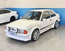 ford rs turbo regretfully withdrawn 1986 ford rs turbo