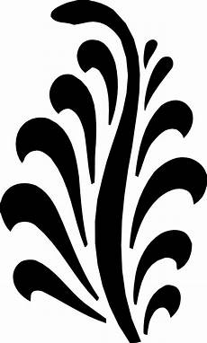 Black Abstract Design Png