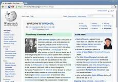 file wikipedia homepage chromium web browser png wikimedia commons