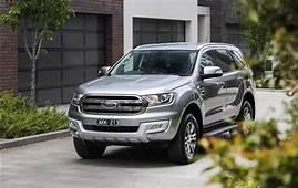 2018 Ford Everest Titanium  Bronco Canyon Diesel
