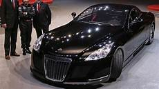 the world s most expensive car maybach exelero 8 millions