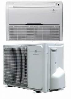 clim reversible console au sol climatisation console sol et mur de dietrich thermique