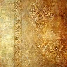 Tapete Petrol Silber - vintage shabby wall paper with patterns stock