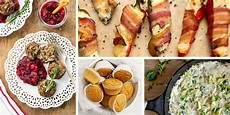 12 easy thanksgiving appetizers and recipes for 2018
