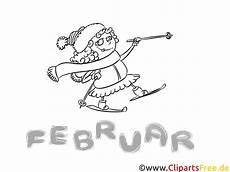 Ausmalbilder Jahreszeiten Monate Februar Malbild Ausmalbilder Monate Jahreszeiten