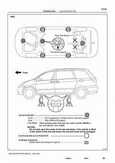 how to fix cars 2006 toyota sienna user handbook 2006 toyota sienna owners manual pdf