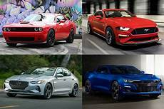 6 modern day muscle cars under 45 000 for 2019 autotrader