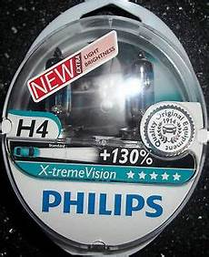 philips h4 xtreme vision upgrade bulbs h4 x treme
