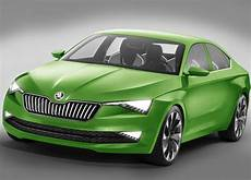 All New Skoda Superb Coming In 2016 With In Hybrid