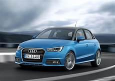 Voici Les Nouvelles Audi A1 Et A1 Sportback Restyl 233 Es