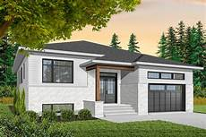 split entry house plans contemporary split level house plan 22425dr
