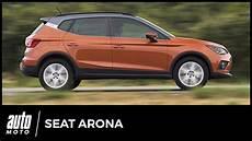 2018 Seat Arona Essai Pas Que Du Style