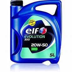 huile moteur voiture huile moteur voiture evolution 300e 20w50 5l feu vert