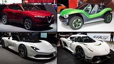 Best Cars Of The 2019 Geneva Motor Show Motortrend